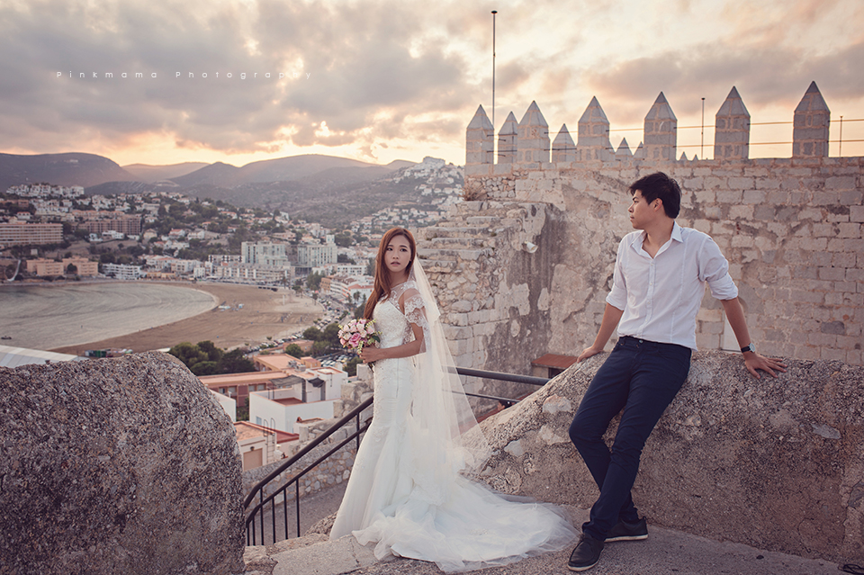 Valencia, spain,prewedding,西班牙海外婚紗